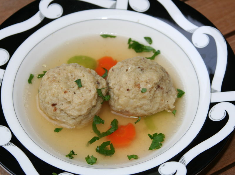 Mazta Ball Soup