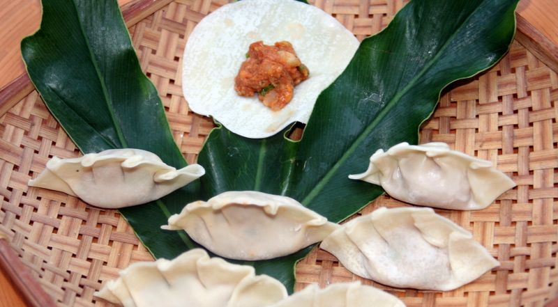 Make dumpling